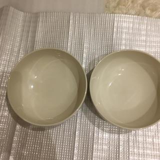 ムジルシリョウヒン(MUJI (無印良品))の無印良品のお皿2枚(食器)