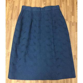 ロキエ(Lochie)のビンテージスカート(ひざ丈スカート)
