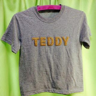 ジーヴィジーヴィ(G.V.G.V.)のTEDDY T シャツ(Tシャツ(半袖/袖なし))