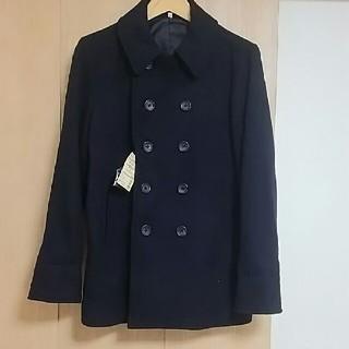 ムジルシリョウヒン(MUJI (無印良品))の無印 新品 ピーコート アウター 上着 コート (ピーコート)
