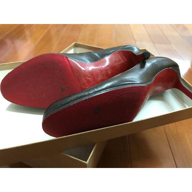 Christian Louboutin(クリスチャンルブタン)のクリスチャンルブタン パンプス 351/2 マロンブラウン レディースの靴/シューズ(ハイヒール/パンプス)の商品写真