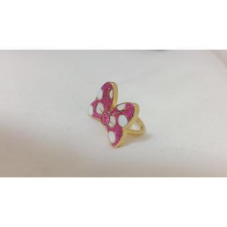 ディズニー(Disney)の【Disney】ミニーマウス 指輪(リング(指輪))