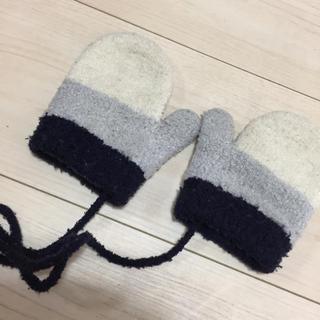 ムジルシリョウヒン(MUJI (無印良品))の無印良品 ベビー手袋 2018年3月まで!(手袋)
