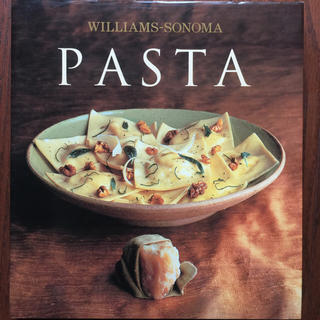 ウィリアムズ ソノマ レシピ本 【PASTA】