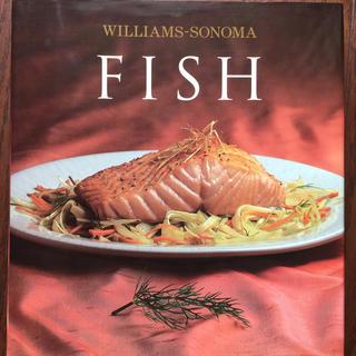 ウィリアムズ ソノマ レシピ本 【FISH】