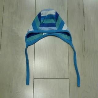 アイシッケライ(ej sikke lej)の美品 耳当て付き オーガニック 帽子(帽子)