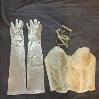ワコール(Wacoal)のウェディングインナー&グローブセット(ウェディングドレス)