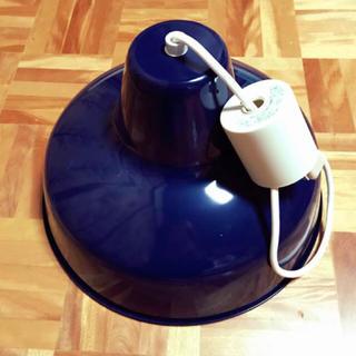 ムジルシリョウヒン(MUJI (無印良品))の無印良品 MUJI LED ペンダントライト 2灯 ランプシェード(天井照明)