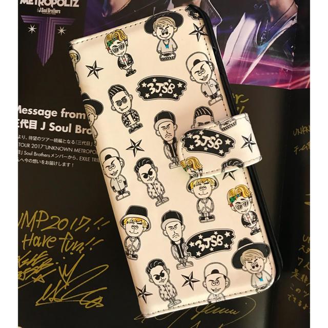 三代目 J Soul Brothers 3代目j Soul Brothersiphoneケース の通販 By ココアママりん S Shop サンダイメジェイソウルブラザーズならラクマ