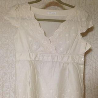 ドゥファミリー(DO!FAMILY)のドゥファミリー 刺繍シャツ(シャツ/ブラウス(半袖/袖なし))