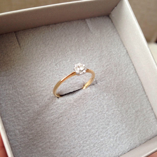 レイジースーザン(LAZY SUSAN)の【最終値下げ2万8,000円引‼︎】新品☆18金ダイヤレイジースーザン 指輪(リング(指輪))