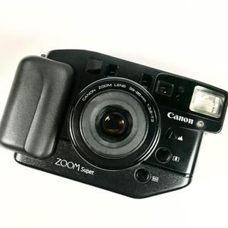 キヤノン(Canon)の動作確認済み 80s CANON AUTOBOY ZOOM SUPER(フィルムカメラ)