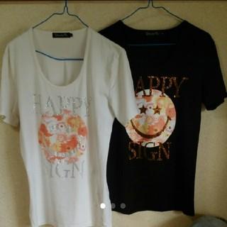 ディアブロ(Diavlo)のDIABLO ペアTシャツ(*´∇`*)(Tシャツ/カットソー(半袖/袖なし))