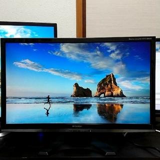 ミツビシ(三菱)の【az様専用】ジャンク品 三菱 パソコンモニター 23型(ディスプレイ)
