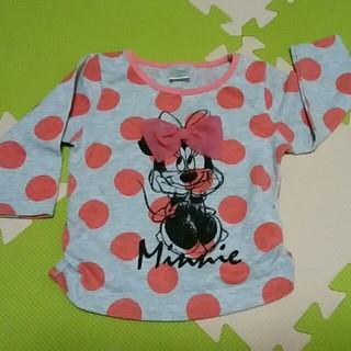 ディズニー(Disney)のディズニー×赤ちゃん本舗 ロンT size80(Tシャツ)