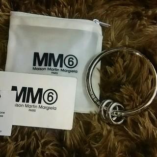 エムエムシックス(MM6)のMM6 リングブレスレット(ブレスレット/バングル)