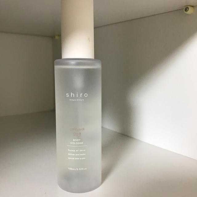 香水 shiro