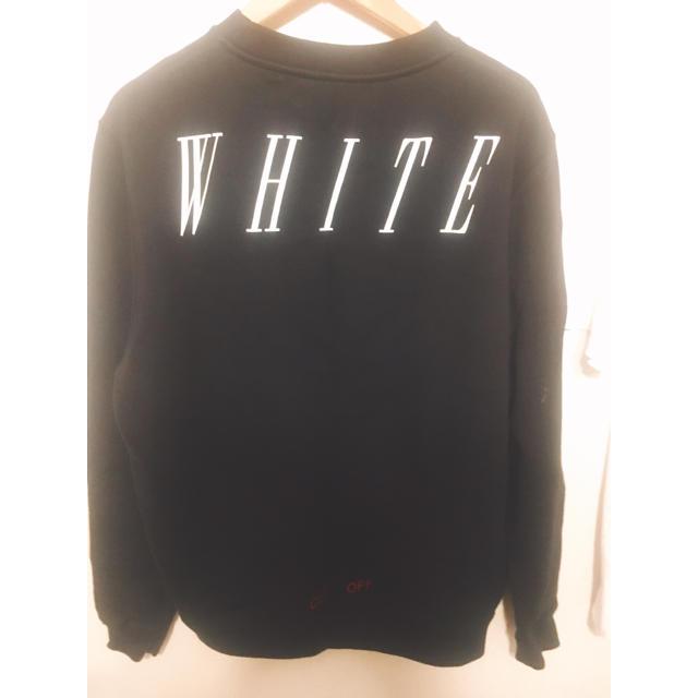OFF-WHITE(オフホワイト)のOff-White スウェット メンズのトップス(スウェット)の商品写真