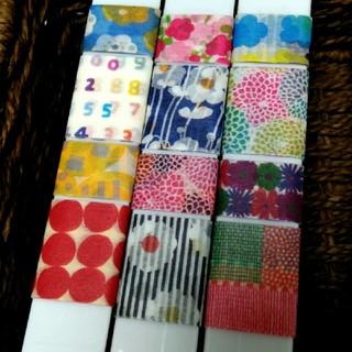 ソウソウ(SOU・SOU)のおすそ分け♪ 切り売り ☆ sousou マスキングテープ(テープ/マスキングテープ)