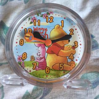 「ミッキーマウス」おしゃべり目覚まし時計