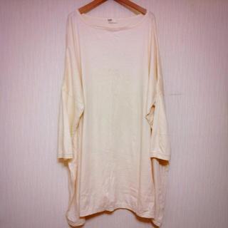 ジャーナルスタンダード(JOURNAL STANDARD)のジャーナルLUXE*ビッグTシャツ!(Tシャツ(長袖/七分))