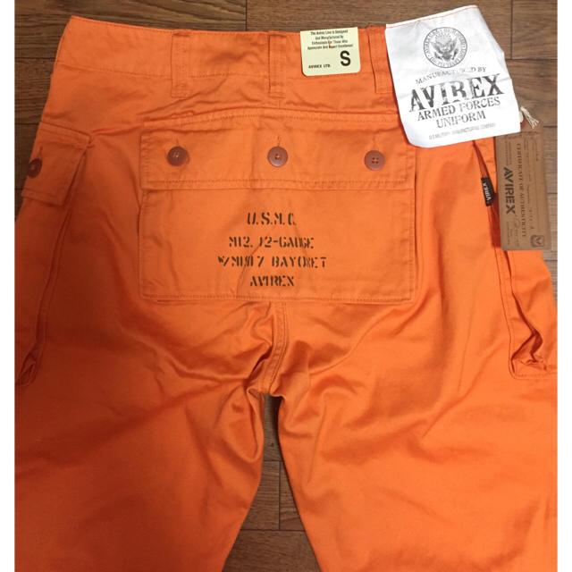AVIREX(アヴィレックス)のAVIREX  スリーポケット ミリタリー カーゴパンツ   新品未使用品 メンズのパンツ(ワークパンツ/カーゴパンツ)の商品写真
