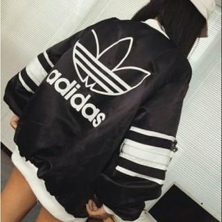 アディダス(adidas)の♥adidasブルゾン♥ラスト1点 サイズM(ブルゾン)