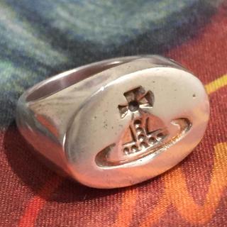 ヴィヴィアンウエストウッド(Vivienne Westwood)のシールリング 12号(リング(指輪))
