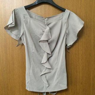 ニジュウサンク(23区)の23区 ブラウス(シャツ/ブラウス(半袖/袖なし))