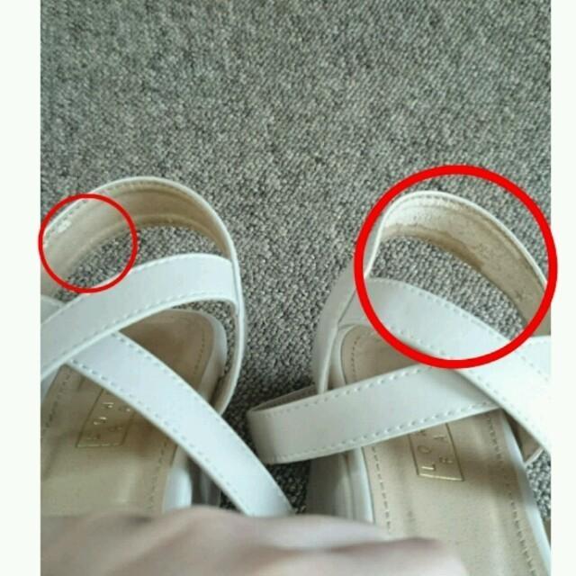 LOWRYS FARM(ローリーズファーム)のみいちゃん。 様 専用 レディースの靴/シューズ(サンダル)の商品写真