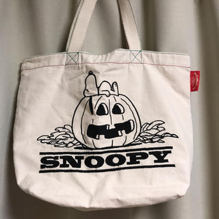 ブーフーウー(BOOFOOWOO)のBooFooWoo×スヌーピーコラボトート(トートバッグ)