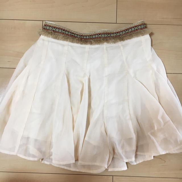 LOWRYS FARM(ローリーズファーム)のフリル スカート レディースのスカート(ミニスカート)の商品写真