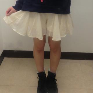ローリーズファーム(LOWRYS FARM)のフリル スカート(ミニスカート)