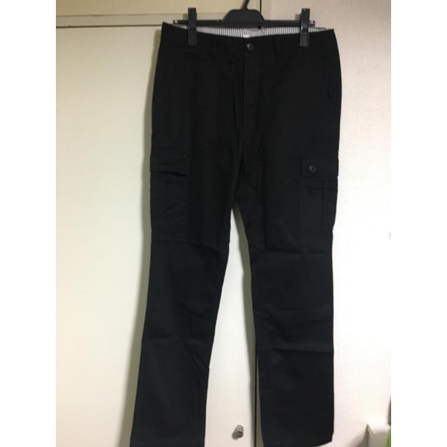 imp(インプ)の黒 パンツ メンズのパンツ(デニム/ジーンズ)の商品写真
