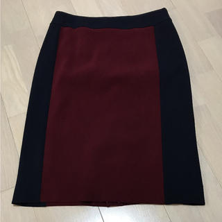 デミルクスビームス(Demi-Luxe BEAMS)のデミルクス ビームス BEAMS 家族ノカタチ 上野樹里 着用 スカート(ひざ丈スカート)