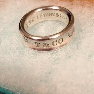 ティファニー(Tiffany & Co.)のティファニー 1837 リング(リング(指輪))