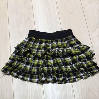 ジディー(ZIDDY)のZIDDY スカート 130(スカート)