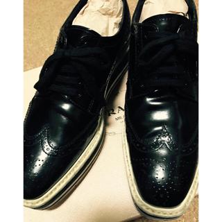 プラダ(PRADA)の※ひろり様専用(ローファー/革靴)