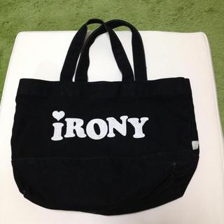 アイロニー(IRONY)のIRONY♡ミニトート(トートバッグ)