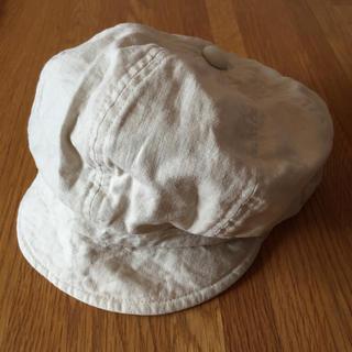 ムジルシリョウヒン(MUJI (無印良品))の無印帽子50cm(帽子)