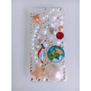 ツモリチサト(TSUMORI CHISATO)のツモリチサト パールビジュー iPhone6/6sケース(iPhoneケース)