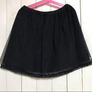 ジーユー(GU)の★GU★チュールスカート★140★(スカート)