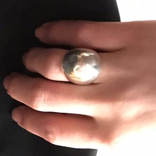 ヨウジヤマモト(Yohji Yamamoto)のシルバーリング ボール 925(リング(指輪))