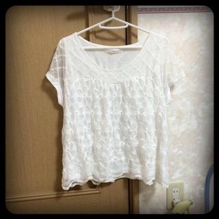ミスティウーマン(mysty woman)のmysty woman*トップス(Tシャツ(半袖/袖なし))