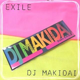 DJ MAKIDAIメガネ☆EXILE(サングラス/メガネ)
