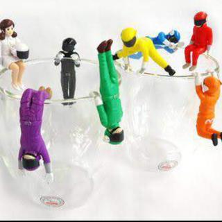 カンジャニエイト(関ジャニ∞)の新品 エイトレンジャー2 ×コップのフチ子  Bodumペアグラス(グラス/カップ)
