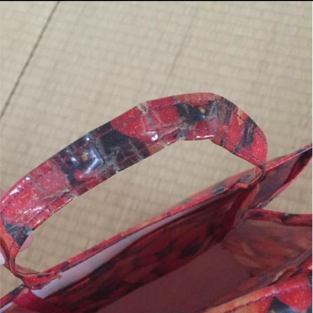Kitamura(キタムラ)の☆コメント必須☆ KITAMURA 苺 バッグ レディースのバッグ(トートバッグ)の商品写真