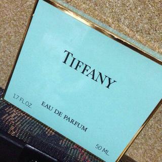 ティファニー(Tiffany & Co.)のTIFFANY♡香水(香水(女性用))
