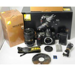 ニコン(Nikon)の★NIKON ニコン D90 18-200m 3.5-5.6G ED VRⅡ★(レンズ(ズーム))