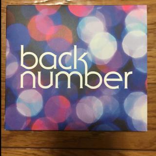 バックナンバー(BACK NUMBER)のバックナンバー シャンデリア 初回限定版B(ポップス/ロック(邦楽))